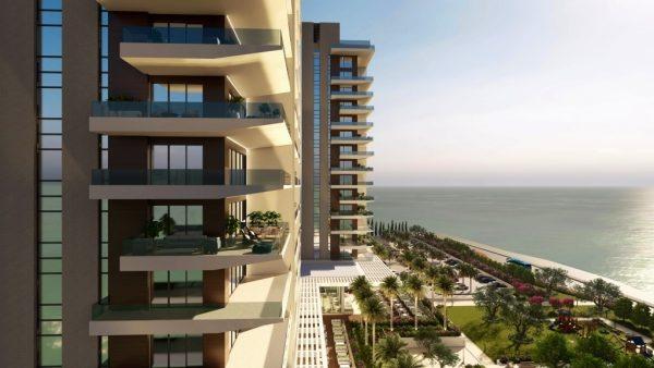Новые апартаменты у моря в Пафосе