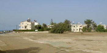Земельный участок в Като Пафосе № 595