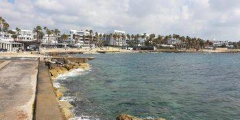 Купить участок у моря в Пафосе